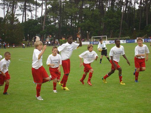 Action psort 14 15 juin coupe nationale des benjamins mrap des landes - Coupe des landes football ...